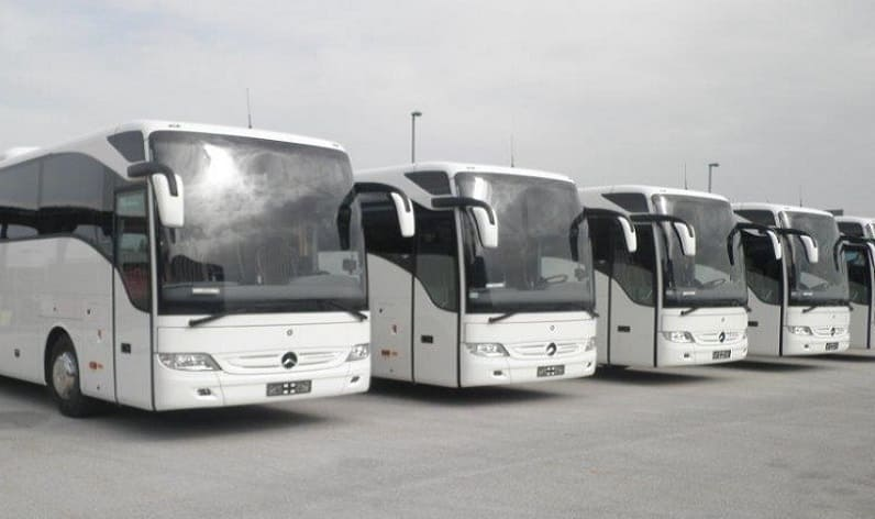 France: Bus company in France, Europe