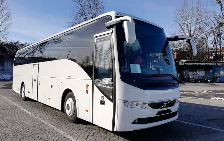 Italy: Bus rent in Legnano, Lombardy